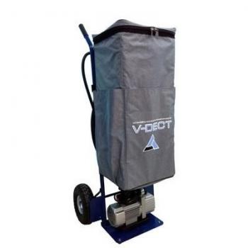 Установка для контроля герметичности пузырьковым вакуумным методом V-DECT