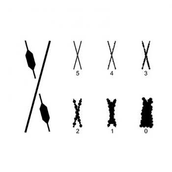 Адгезиметр Х-образного разреза / Адгезиметр А-Х