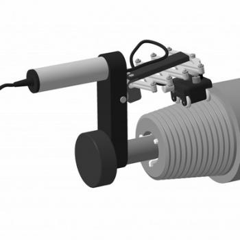 Сканер типа Паук для контроля замковой резьбы