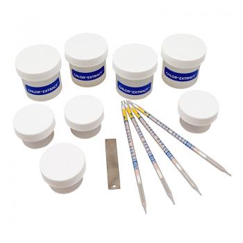 Набор для контроля наличия хлоридов в абразивных материалах Elcometer 134A