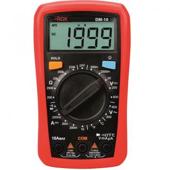 Мультиметр RGK DM-10
