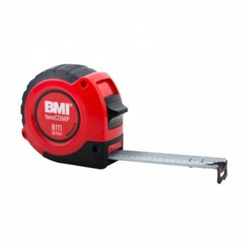 Измерительная рулетка BMI TAPE twoCOMP MAGNETIC 8 M