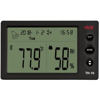 Термогигрометр RGK TH-10 с поверкой