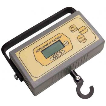 Адгезиметр электронный АДЭ-75 USB