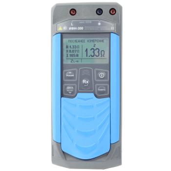 Измеритель сопротивления петли фаза-нуль, фаза-фаза ИФН-300/1